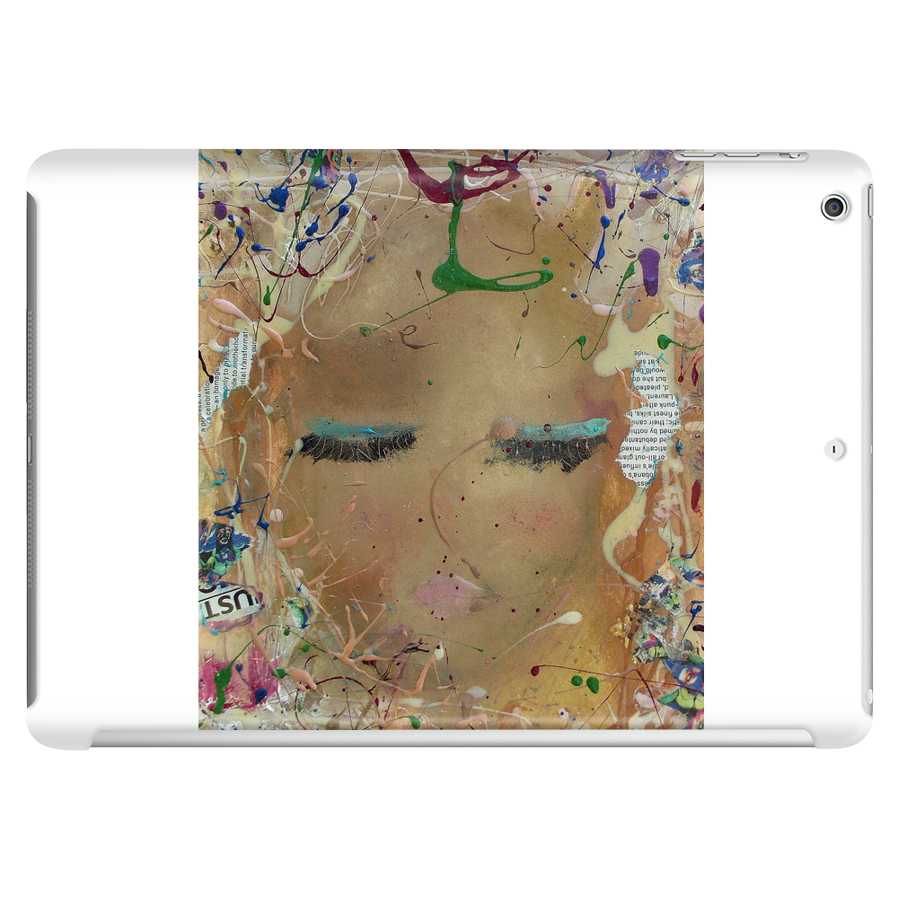 Angel Face Tablet (horizontal)