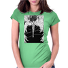 Angel Sava Captured By The Darkness Womens Fitted T-Shirt