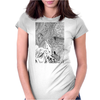 Angel's Nigtmare Womens Fitted T-Shirt