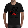 Angry Bear Mens T-Shirt