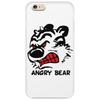 Angry Bear Phone Case