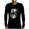 Angry BOMB Mens Long Sleeve T-Shirt