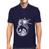 Angry BOMB Mens Polo