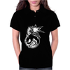 Angry BOMB Womens Polo