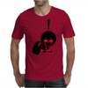 Angry Boy Mens T-Shirt