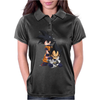 angry boy Womens Polo