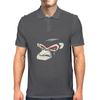 Angry Monkey Mens Polo
