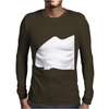 Angry Rally Pig JDM Mens Long Sleeve T-Shirt