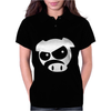 Angry Rally Pig JDM Womens Polo