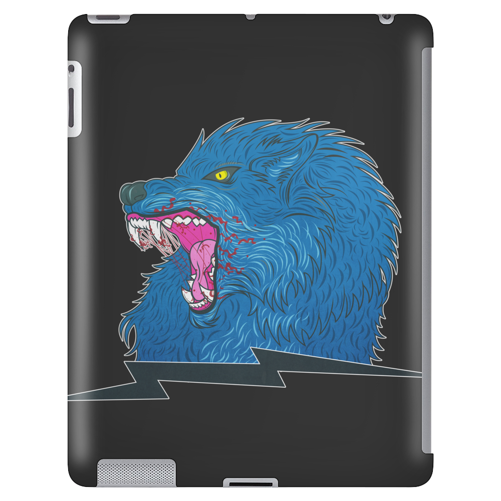 Angry Wolf Tablet