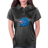 Angry Wolf Womens Polo