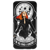 ANIMA SOLA OF THE WIDOW Phone Case