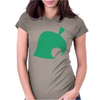 Animal Crossing Tribute Ladies Womens Fitted T-Shirt