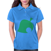 Animal Crossing Tribute Ladies Womens Polo