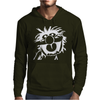 ANIMAL DRUMMER THE MUPPETS Mens Hoodie