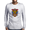 Animal Face  poster Mens Long Sleeve T-Shirt