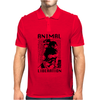 Animal Liberation Mens Polo
