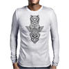 Animal Totem Mens Long Sleeve T-Shirt