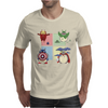 animals heroes Mens T-Shirt