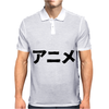 Anime Mens Polo
