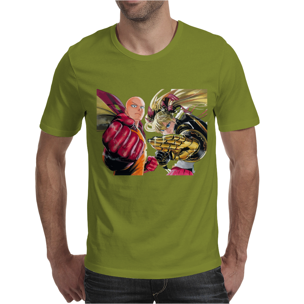anime one Mens T-Shirt