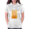 Anime Smile Womens Polo