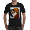ANNA  BLACK FEATHER ANNA Mens T-Shirt