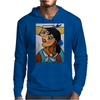 ANNA PICASSO BY NORA Mens Hoodie