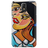 ANNA PICASSO BY NORA Phone Case