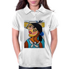 ANNA PICASSO BY NORA Womens Polo