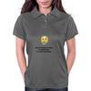Announcing your plans Is a good way  To make God laugh Womens Polo
