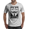 Anonymous Disobey Mens T-Shirt