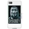 Anonymous , Disobey Phone Case