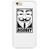 Anonymous Disobey Phone Case