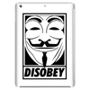 Anonymous Disobey Tablet