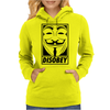 Anonymous Disobey Womens Hoodie