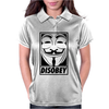 Anonymous Disobey Womens Polo