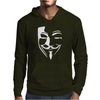 ANONYMOUS HACKER CHE NEW Mens Hoodie