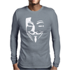 ANONYMOUS HACKER CHE NEW Mens Long Sleeve T-Shirt