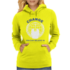 ANONYMOUS HACKER REVOLUTION Womens Hoodie