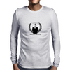 Anonymous Logo Mens Long Sleeve T-Shirt