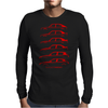 Anonymous Lombard SilhouetteHistory Mens Long Sleeve T-Shirt
