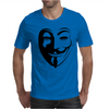 Anonymous Vendetta Mens T-Shirt