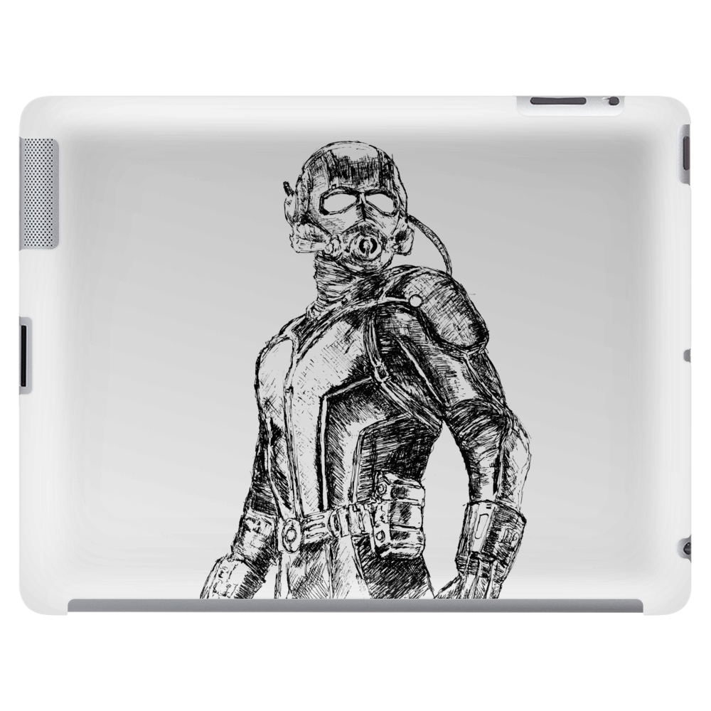 Ant-Man art Tablet (horizontal)