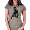 Ant-Man art Womens Fitted T-Shirt