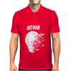 Ant Man Movie Mens Polo