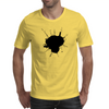 Antenna planet Mens T-Shirt