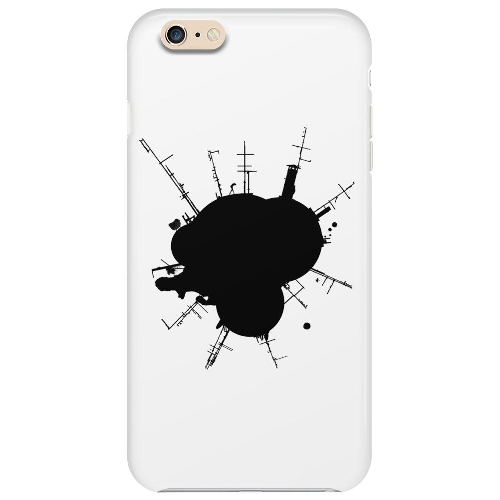 Antenna planet Phone Case