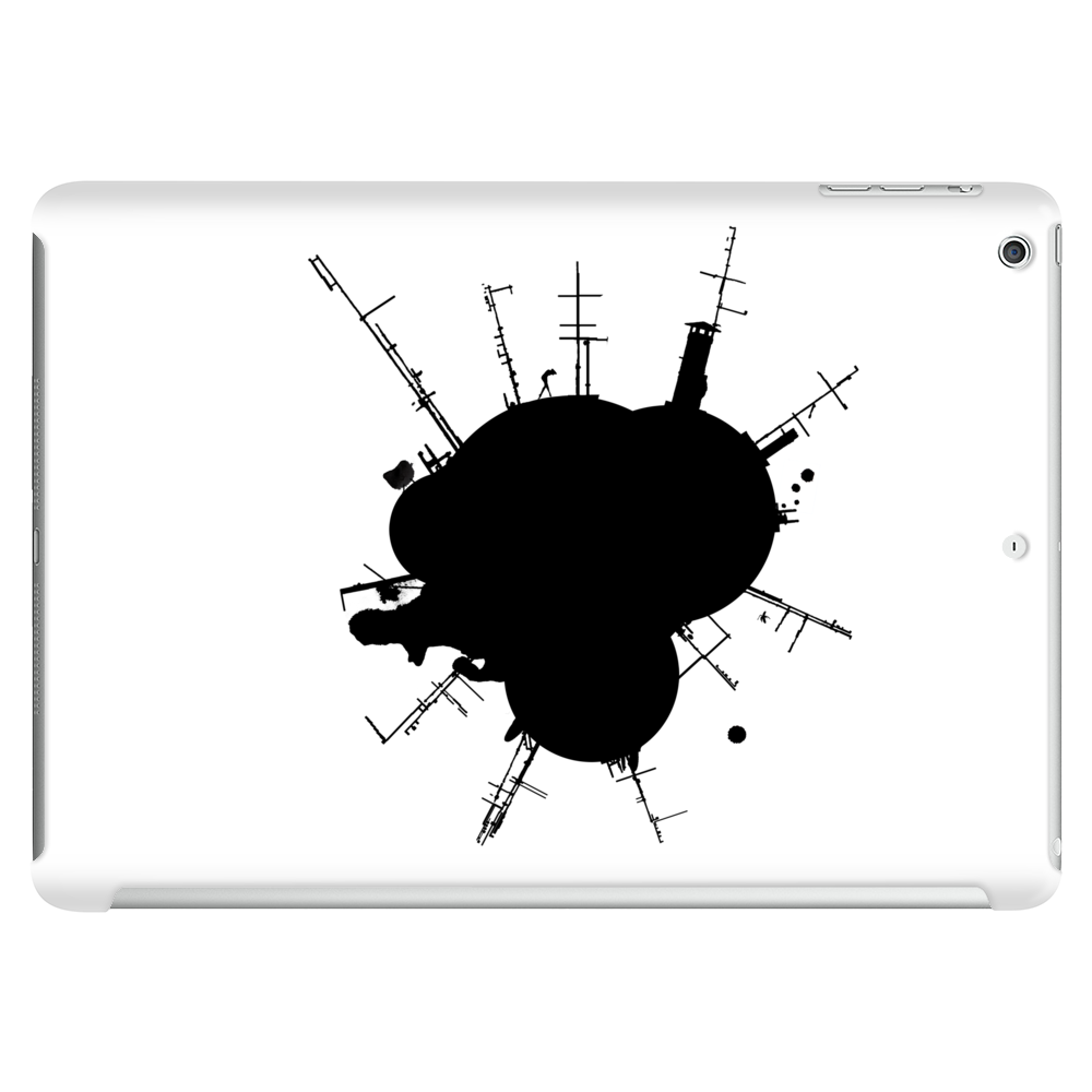 Antenna planet Tablet (horizontal)