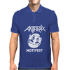 Anthrax Mens Polo